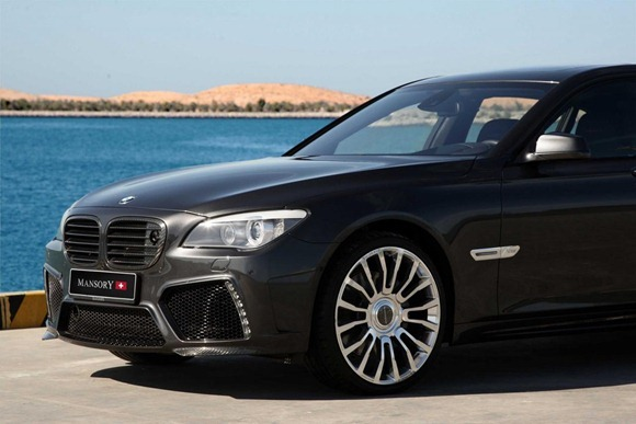 BMW 7-Series by Mansory 4