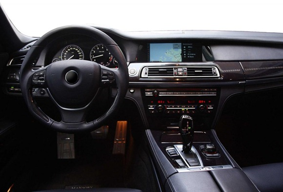 BMW 7-Series by Mansory 5