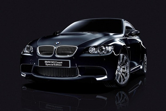 BMW M3 Matte Edition