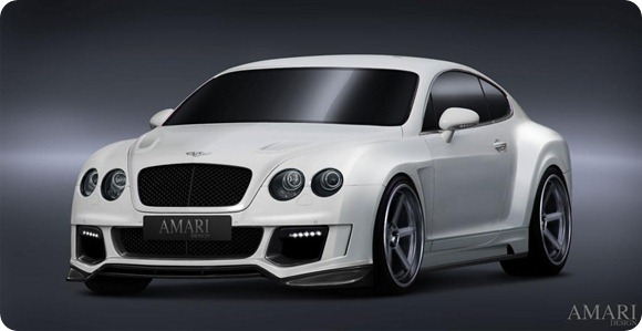 Bentley GT Evolution by Amari Design 1