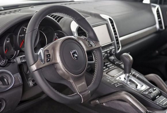 Hamann Guardian based on Porsche Cayenne 14