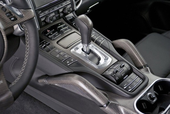 Hamann Guardian based on Porsche Cayenne 15