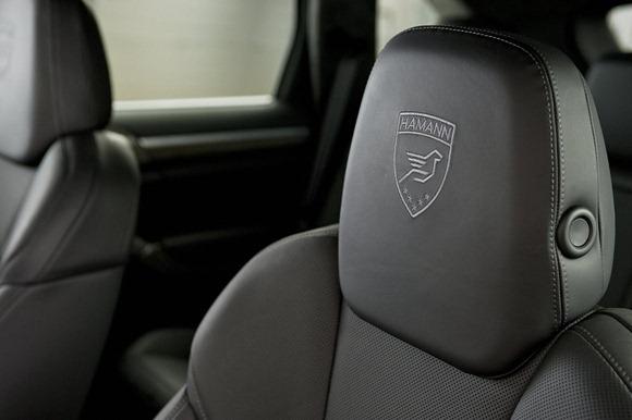 Hamann Guardian based on Porsche Cayenne 16