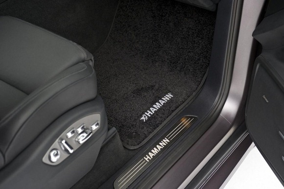 Hamann Guardian based on Porsche Cayenne 17