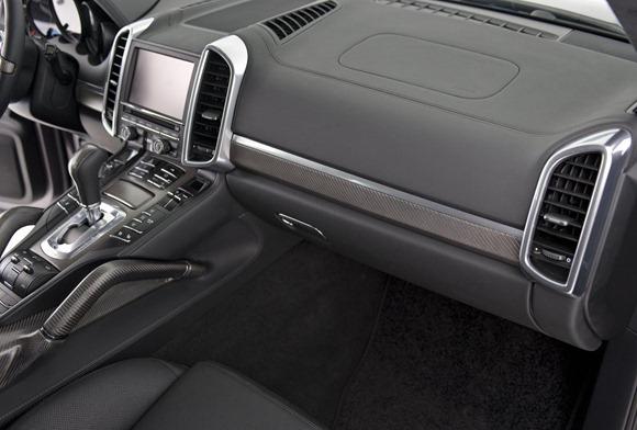 Hamann Guardian based on Porsche Cayenne 18