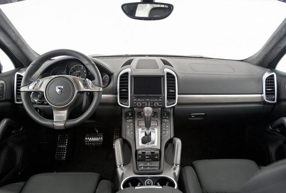 Hamann Guardian based on Porsche Cayenne 19