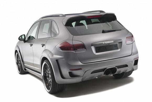 Hamann Guardian based on Porsche Cayenne 1