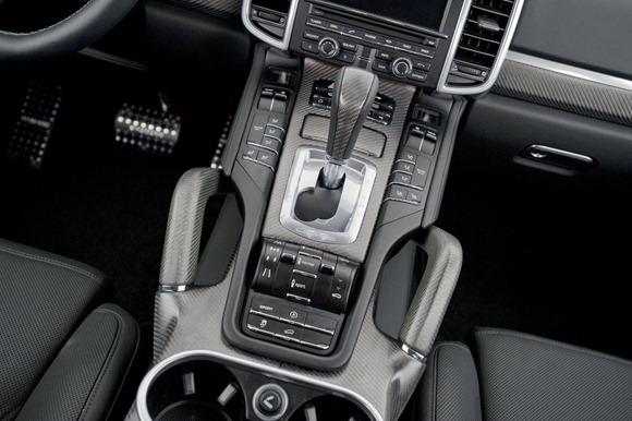 Hamann Guardian based on Porsche Cayenne 20