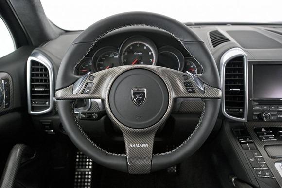 Hamann Guardian based on Porsche Cayenne 21