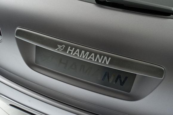 Hamann Guardian based on Porsche Cayenne 22