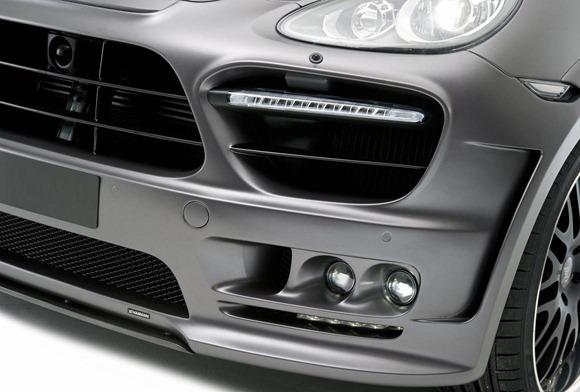 Hamann Guardian based on Porsche Cayenne 2