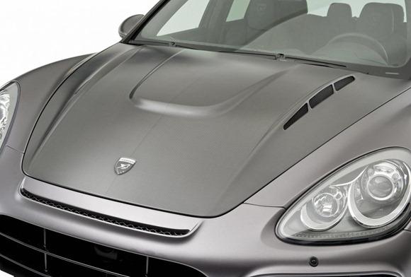 Hamann Guardian based on Porsche Cayenne 3