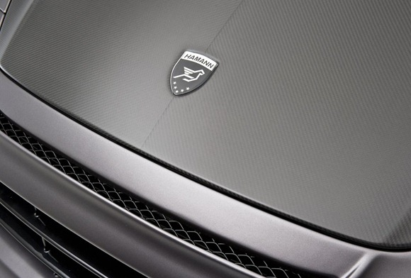Hamann Guardian based on Porsche Cayenne 4