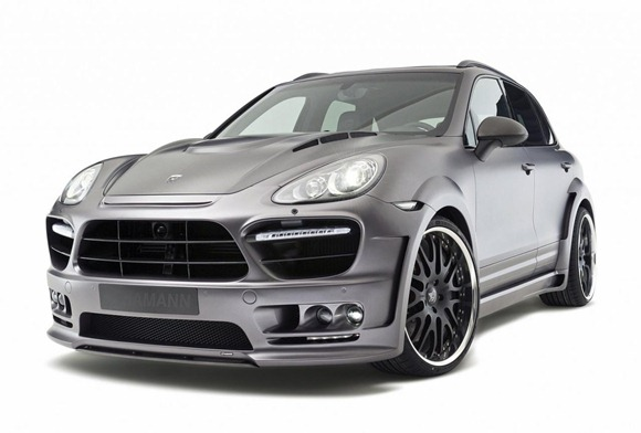 Hamann Guardian based on Porsche Cayenne 7