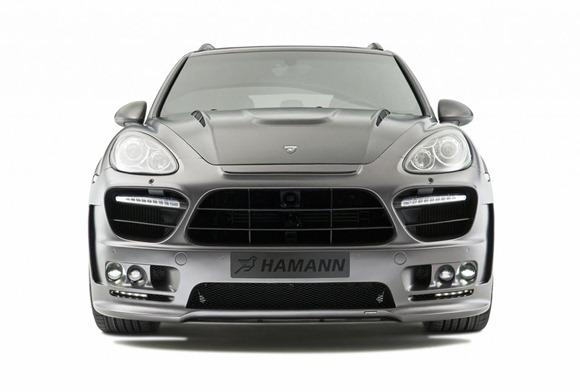 Hamann Guardian based on Porsche Cayenne 9