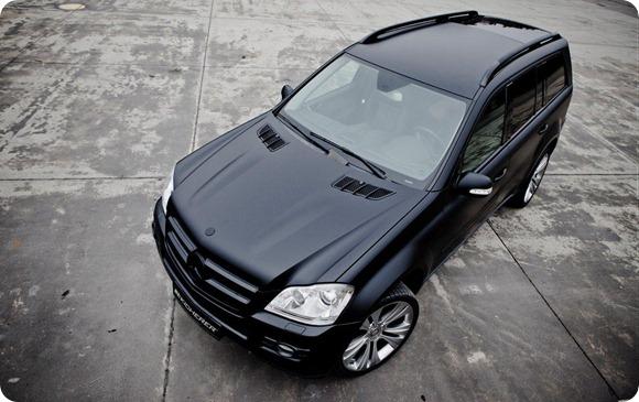 Kicherer GL 42 - Benz GL-Class
