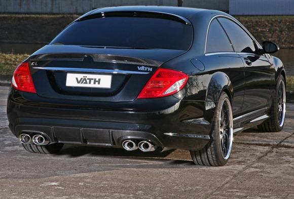 Mercedes-Benz CL 500 by Vath 4