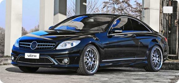 Mercedes-Benz CL 500 by Vath