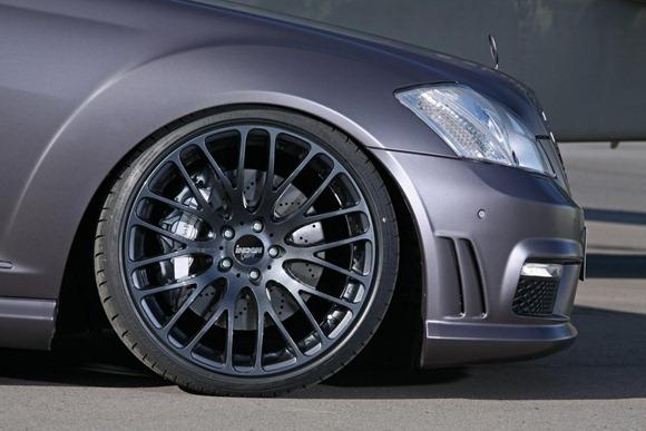 Mercedes-Benz S-Class by Inden Design 10
