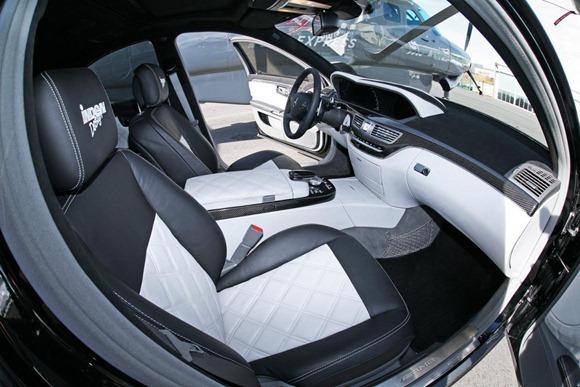 Mercedes-Benz S-Class by Inden Design 13