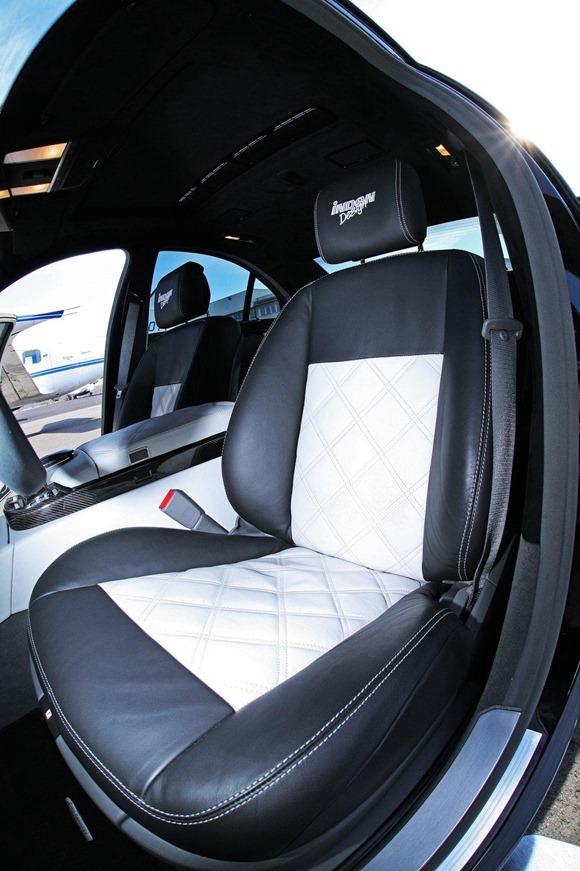 Mercedes-Benz S-Class by Inden Design 14