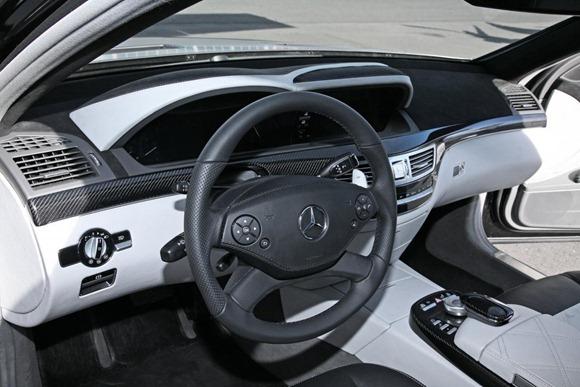 Mercedes-Benz S-Class by Inden Design 15