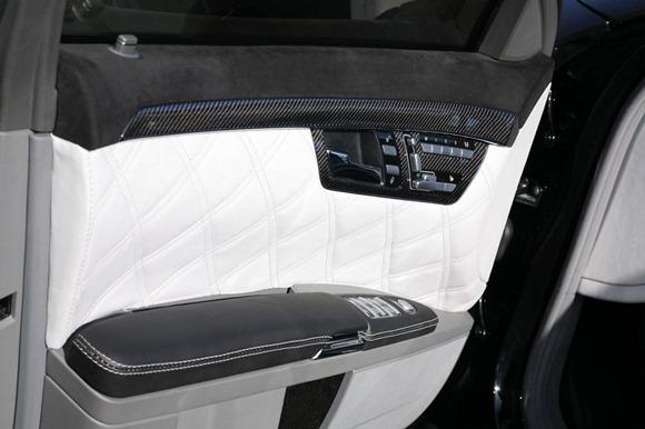 Mercedes-Benz S-Class by Inden Design 16