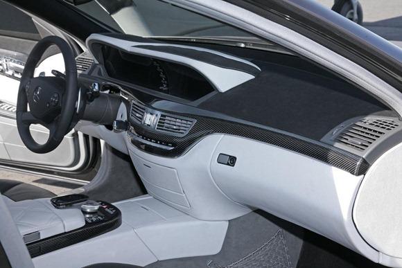 Mercedes-Benz S-Class by Inden Design 18