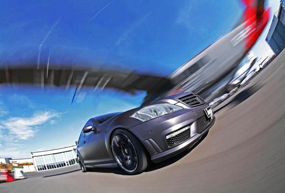 Mercedes-Benz S-Class by Inden Design 1