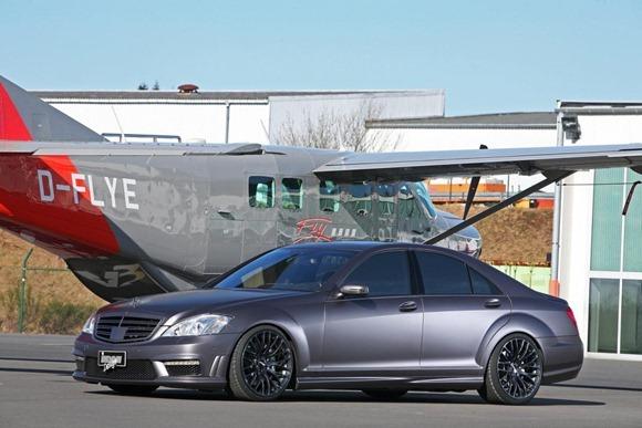 Mercedes-Benz S-Class by Inden Design 2