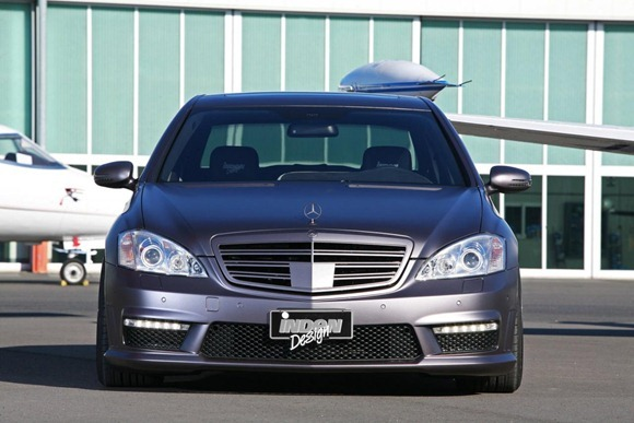 Mercedes-Benz S-Class by Inden Design 4