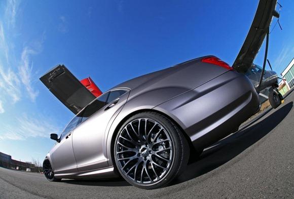 Mercedes-Benz S-Class by Inden Design 5