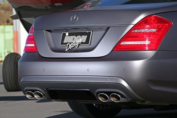 Mercedes-Benz S-Class by Inden Design 9