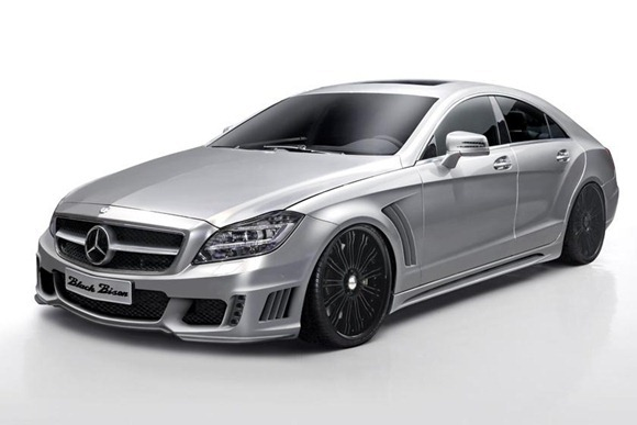 Mercedes CLS by Wald International