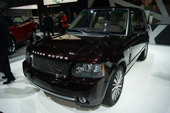 Range Rover Autobiography Ultimate Edition 1