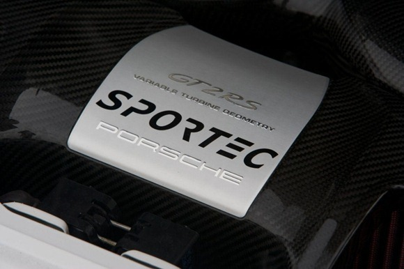 Sportec SP 800 R based on Porsche GT2 RS 10
