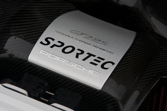 Sportec SP 800 R based on Porsche GT2 RS 10