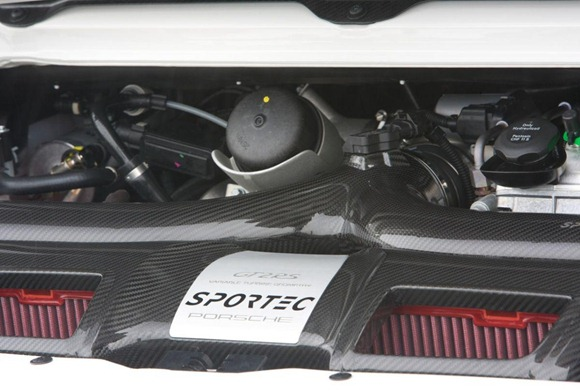 Sportec SP 800 R based on Porsche GT2 RS 11