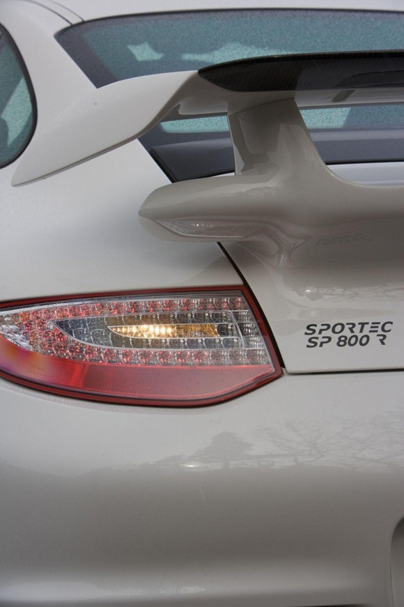 Sportec SP 800 R based on Porsche GT2 RS 3