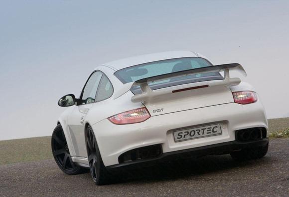 Sportec SP 800 R based on Porsche GT2 RS 4