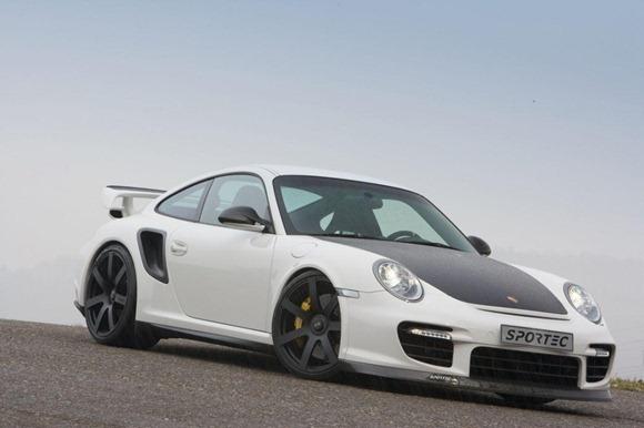 Sportec SP 800 R based on Porsche GT2 RS 6