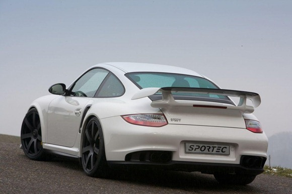 Sportec SP 800 R based on Porsche GT2 RS