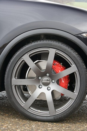 Sportec SP580 Porsche Cayenne Turbo 4