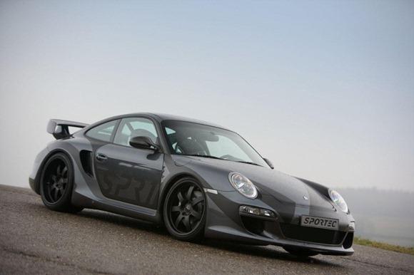 Sportec SPR1 FL Porsche 911 Turbo  4