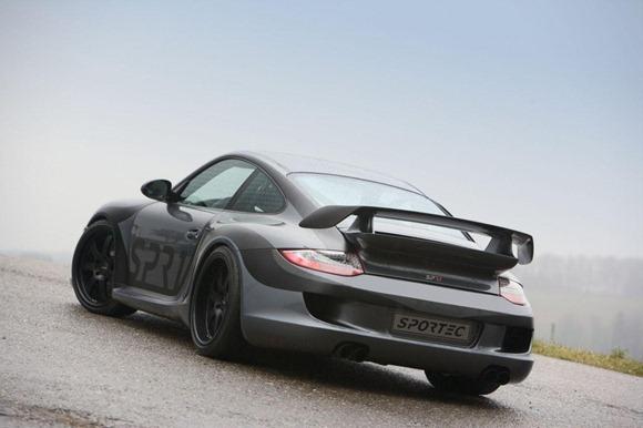 Sportec SPR1 FL Porsche 911 Turbo  5