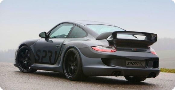 Sportec SPR1 FL Porsche 911 Turbo 6
