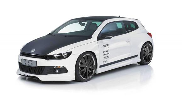 Volkswagen Scirocco by CSR Automotive 2