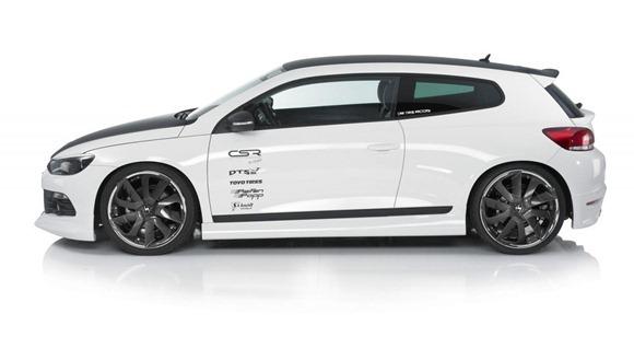 Volkswagen Scirocco by CSR Automotive 4