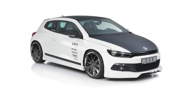 Volkswagen Scirocco by CSR Automotive 6