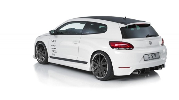 Volkswagen Scirocco by CSR Automotive